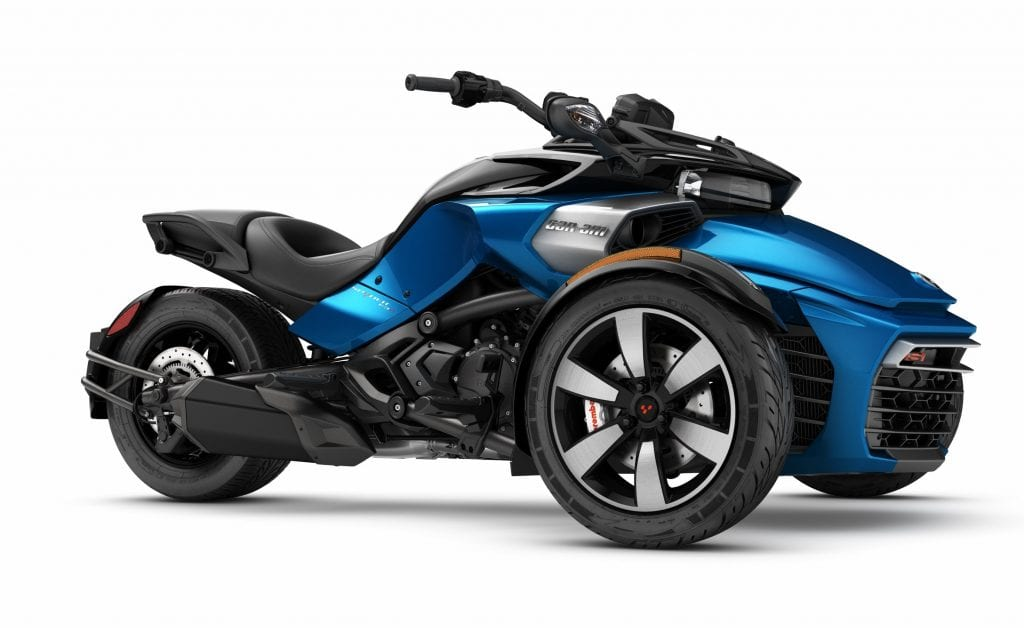 Bombardier Can Am Spyder F3 Limited
