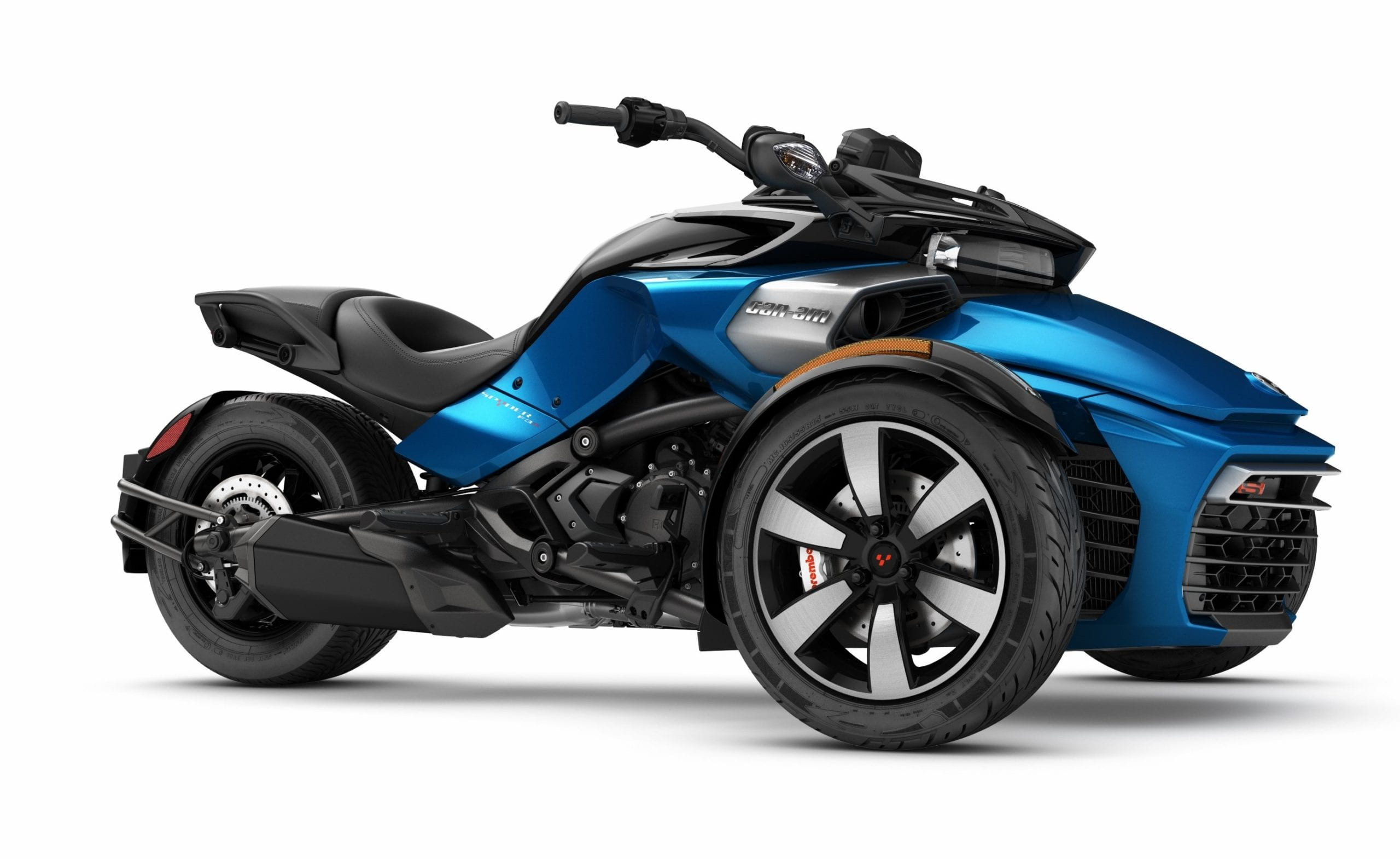 2017 bombardier can am spyder f3 limited cyclevin. Black Bedroom Furniture Sets. Home Design Ideas