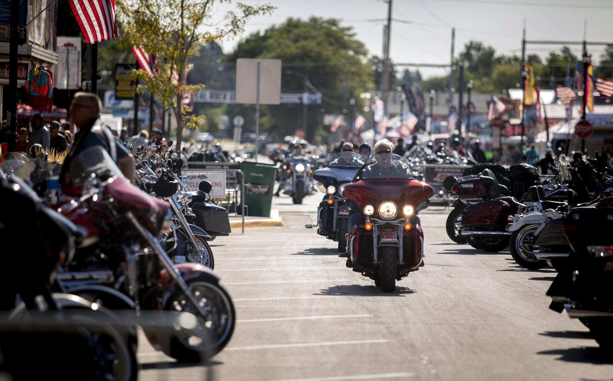 First COVID Death linked to Sturgis Rally Reported