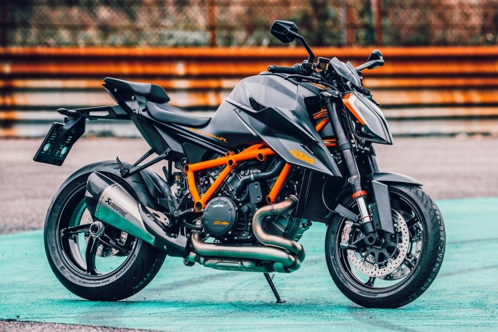 2020 KTM Super Duke 1290 R Wiring Harness Recall