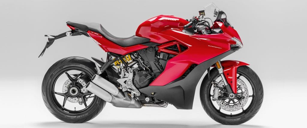 2017 Ducati Supersport Intermot