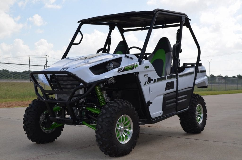 Kawasaki to Pay $5.2M Settlement for Defective ROVs