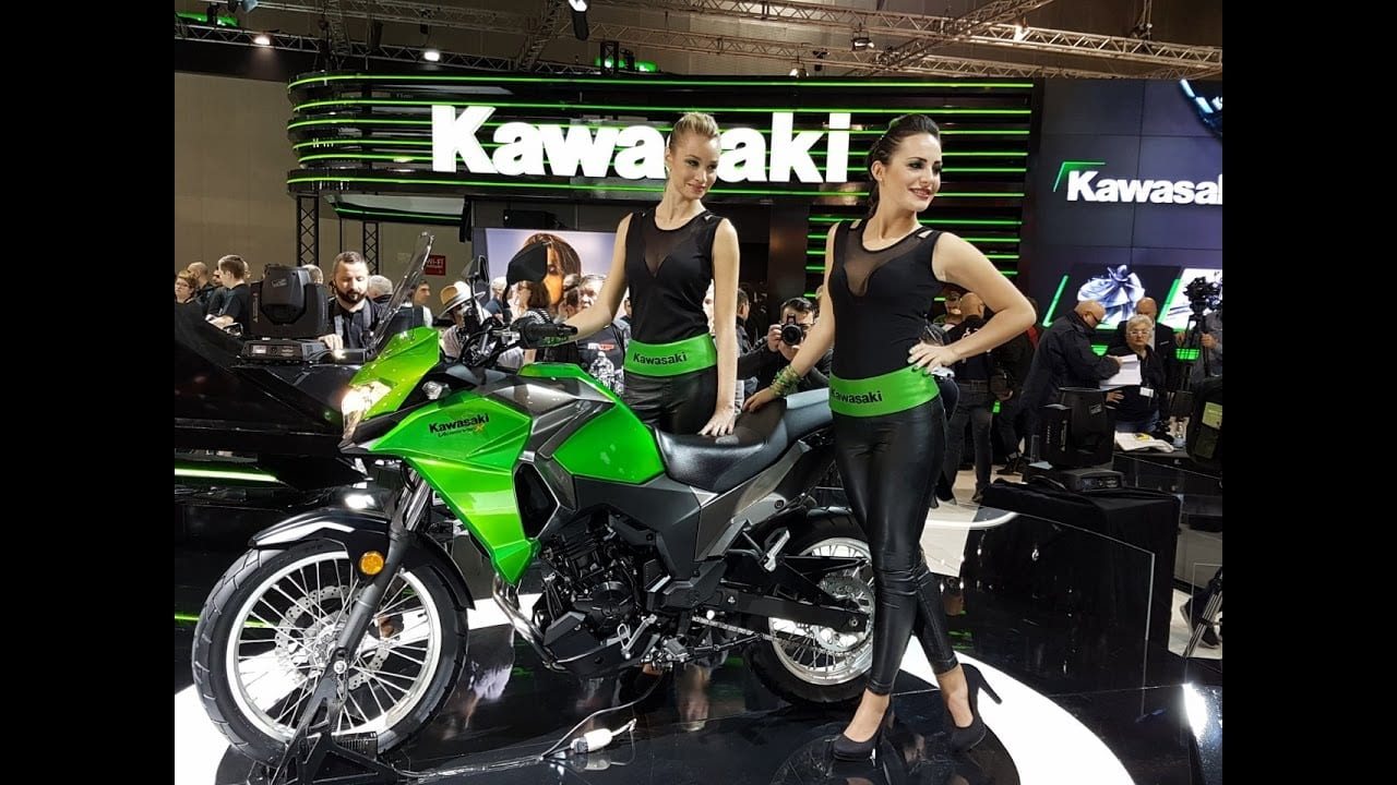 2017 Kawasaki Versys-X 300 Tail Light Recall