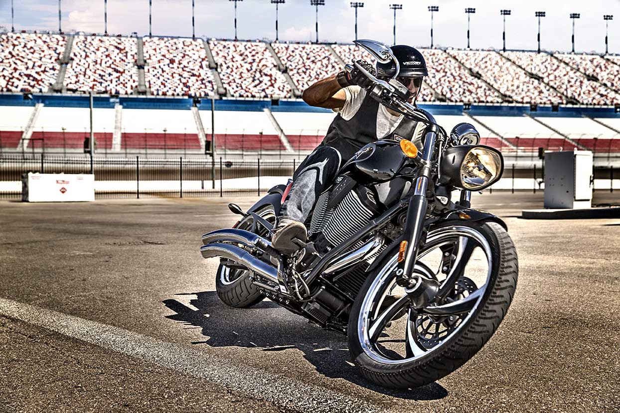 Polaris Shutting Down Victory Motorcycle Brand