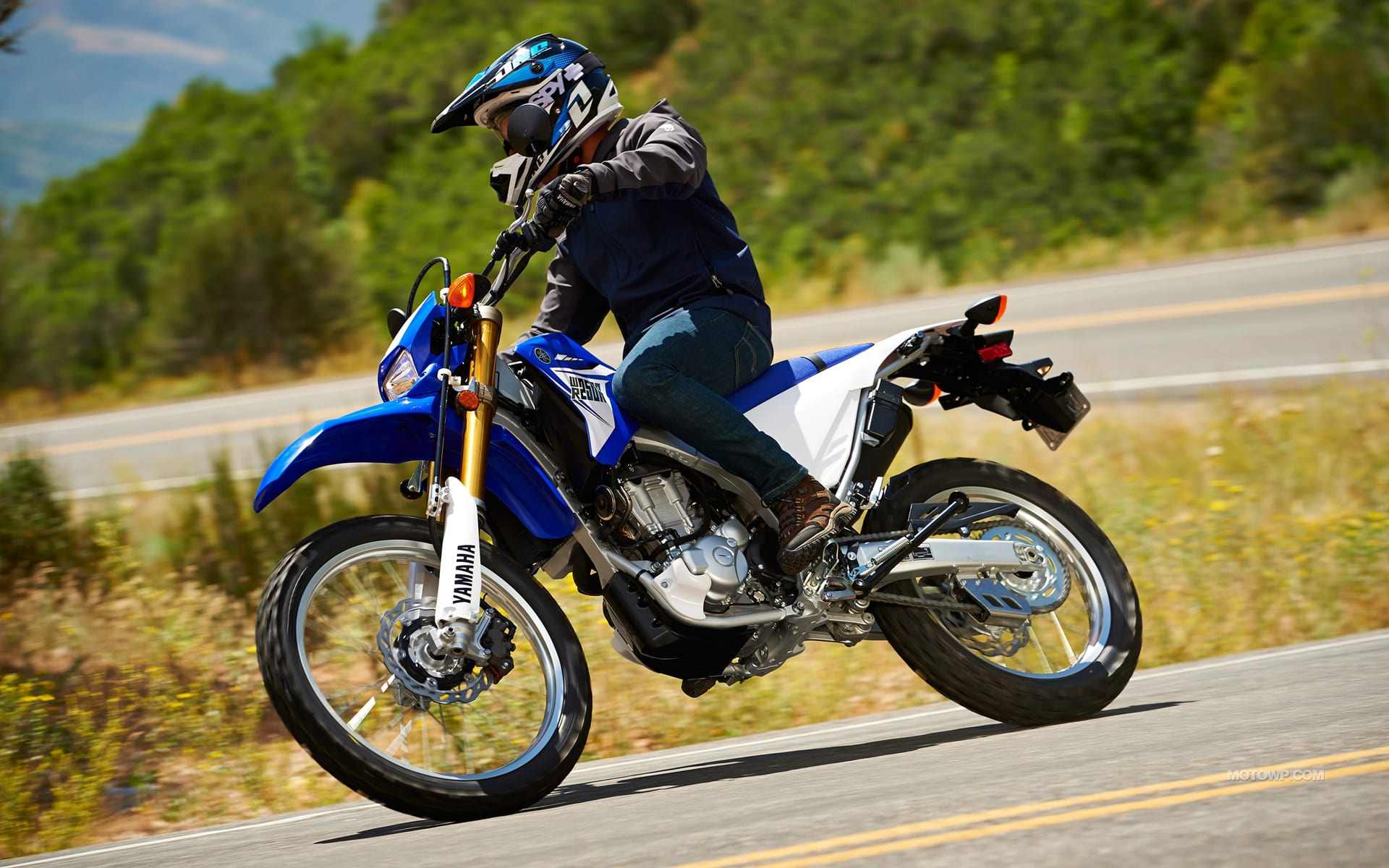 2014-2016 Yamaha WR250 Clutch Lever Recall
