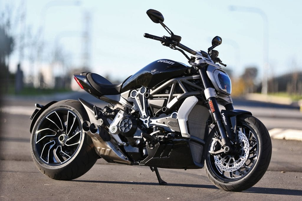 Ducati XDiavel Kick Stand Recall