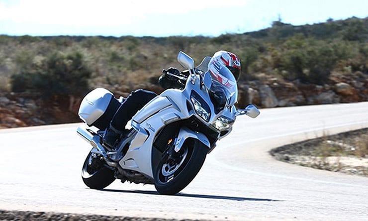 2016 - 2020 Yamaha FJR1300 Transmission Recall