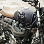 Triumph Brake Lever Recall