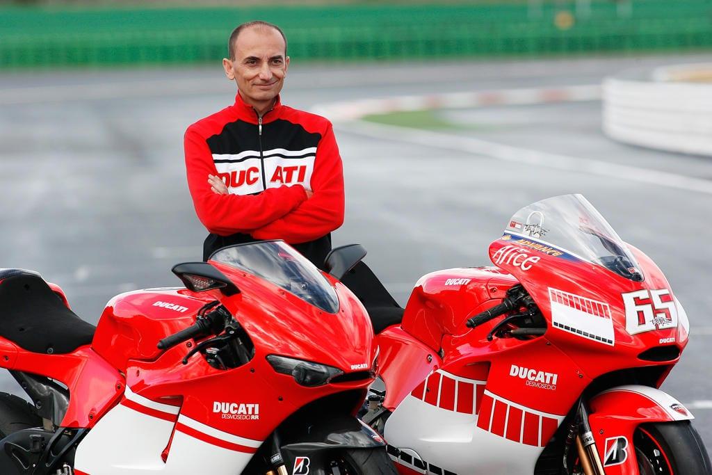Ducati Wheel Patent