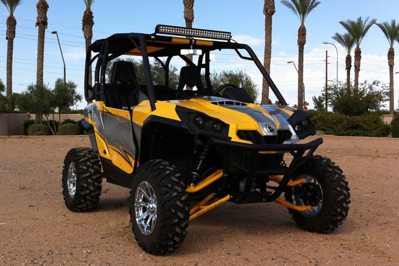 2017 can am off road lineup revealed cyclevin. Black Bedroom Furniture Sets. Home Design Ideas