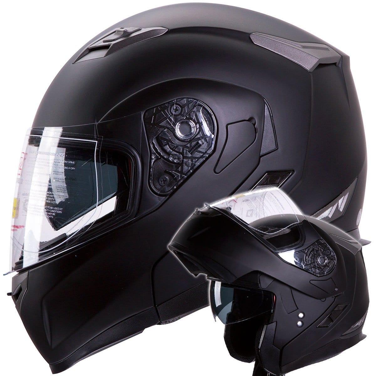 Ontario EVOS Full Face Modular Helmet Recall