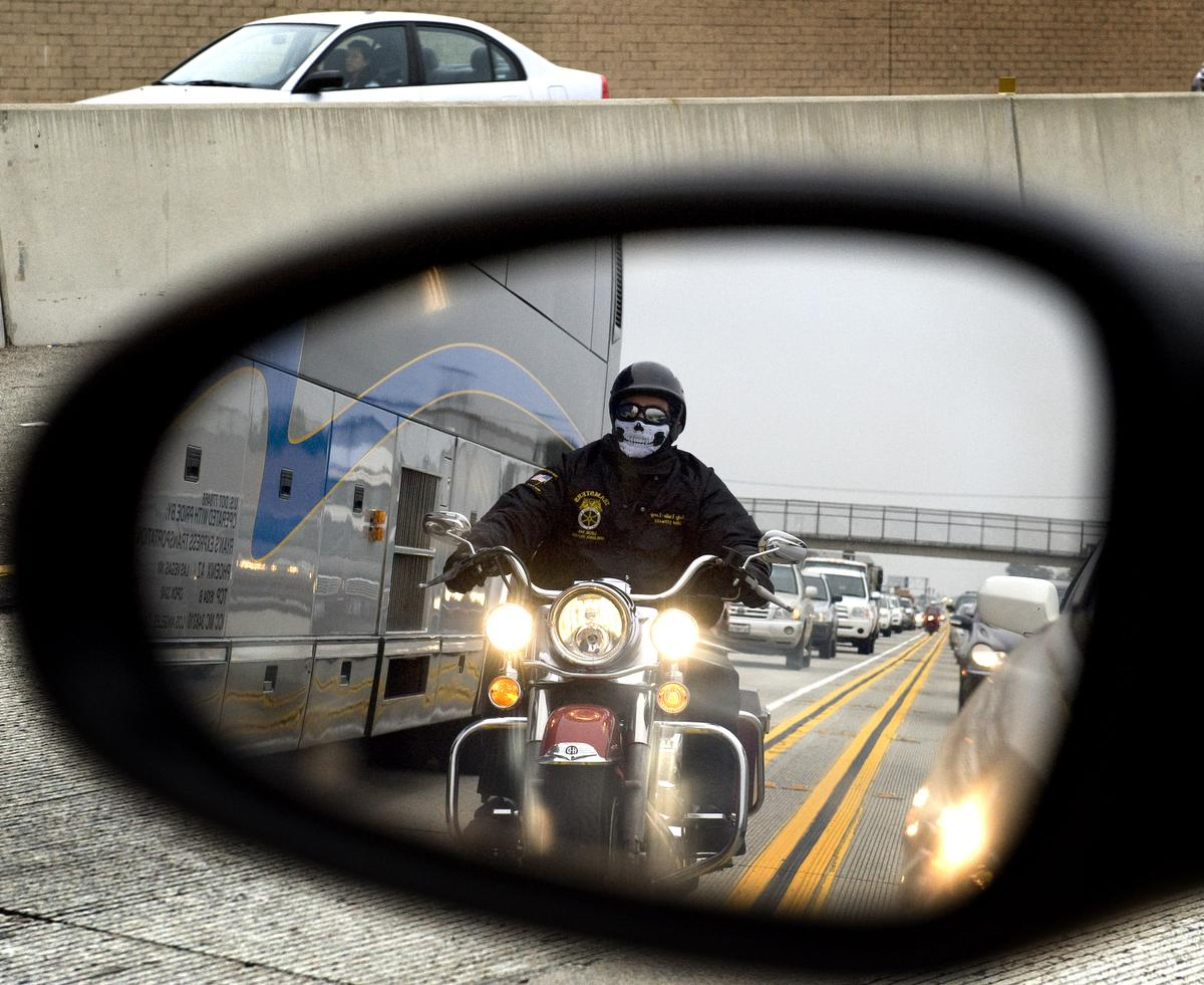 Lane Splitting Law Senate AB51