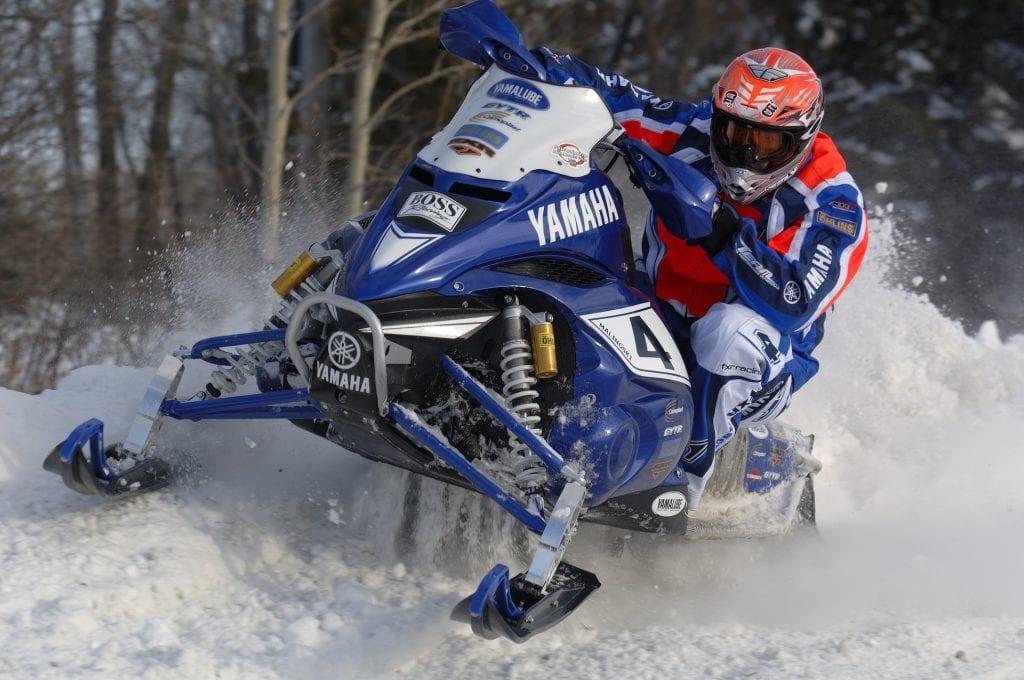 Yamaha Nytro Snowmobile