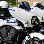 Prattville Victory Police Motorcycles