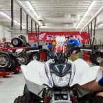 Southern West Virginia Community and Technical College Powersports program
