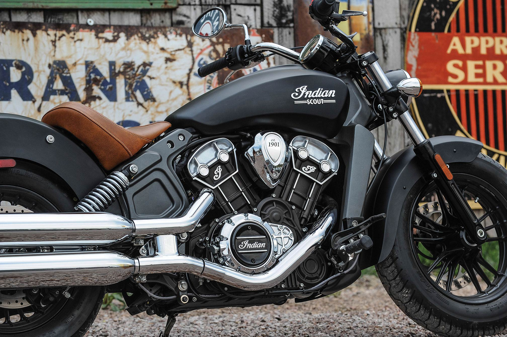 Indian Motorcycles New 2017 Lineup | CycleVin