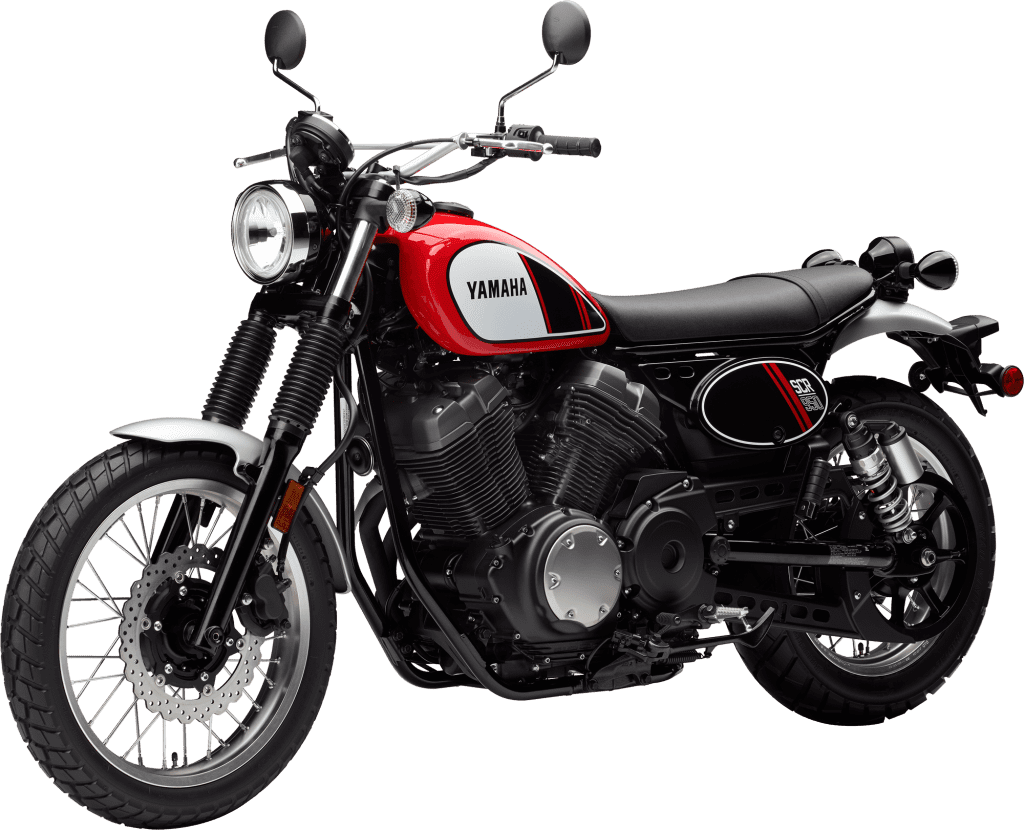 Yamaha Motorcycle V Twin