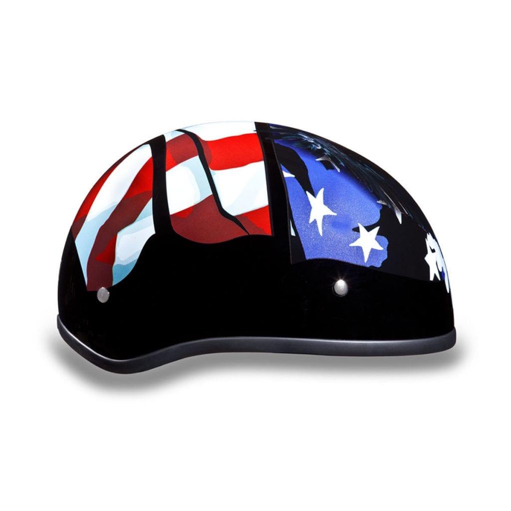 52cf2859f42 Daytona Skull Cap Half Helmet Recall Alert