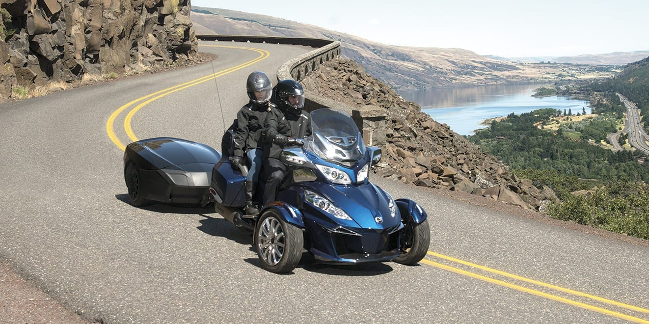 2017 Bombardier Can Am Spyder Recall