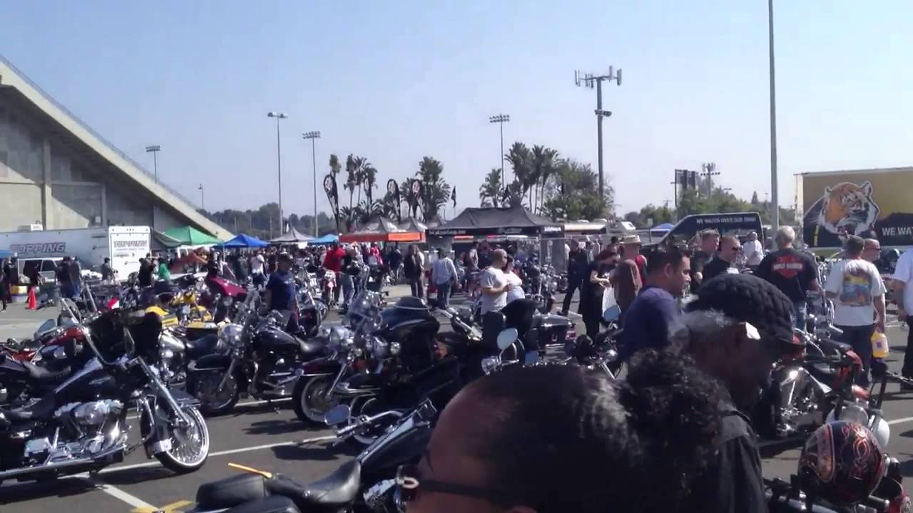 Long Beach So Cal Motorcycle Swap Meet