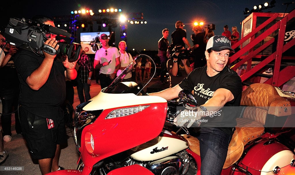 Wahlberg Veterans Charity Ride Sturgis