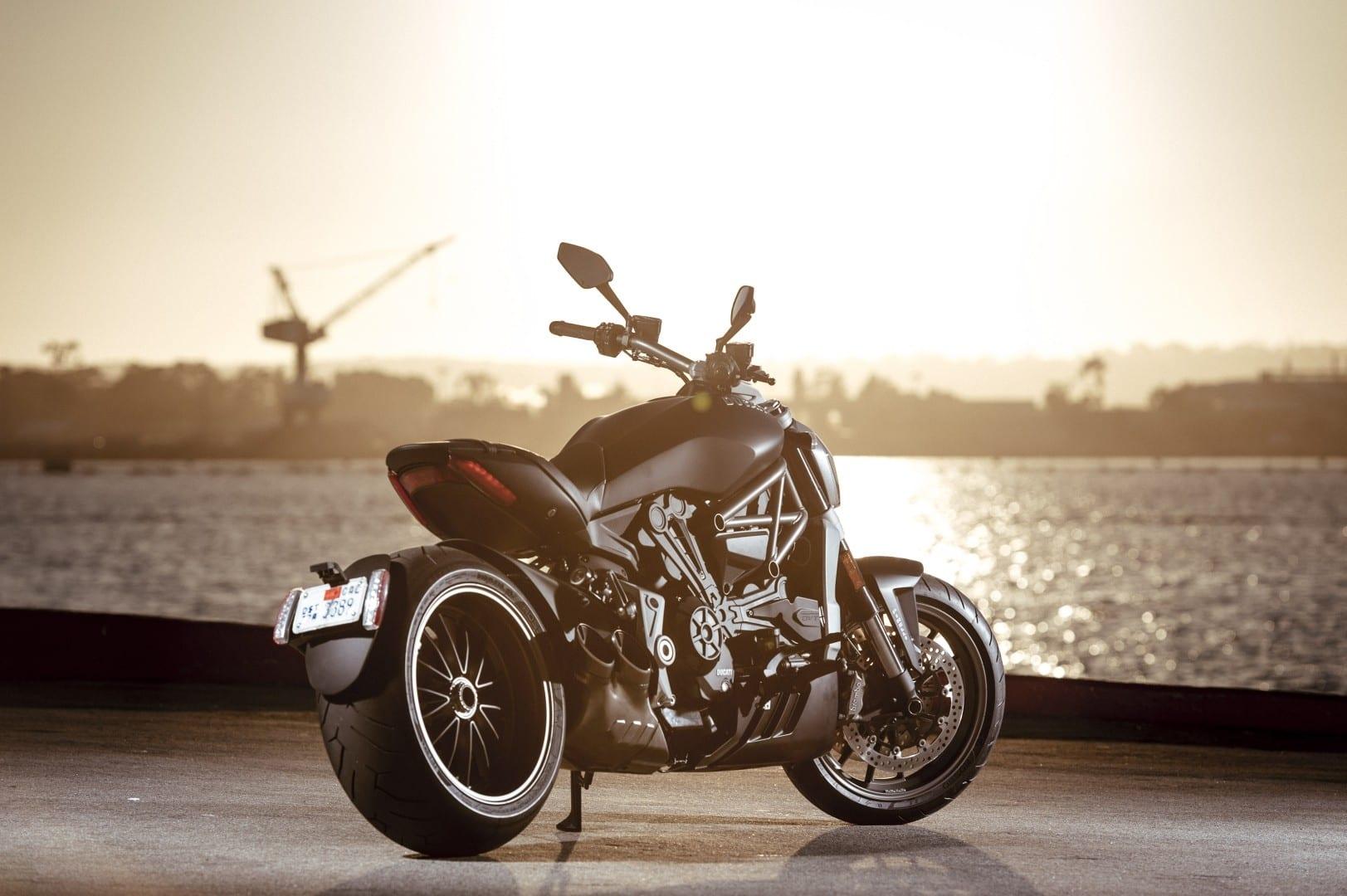 2016 Ducati XDiavel experience tour sturgis