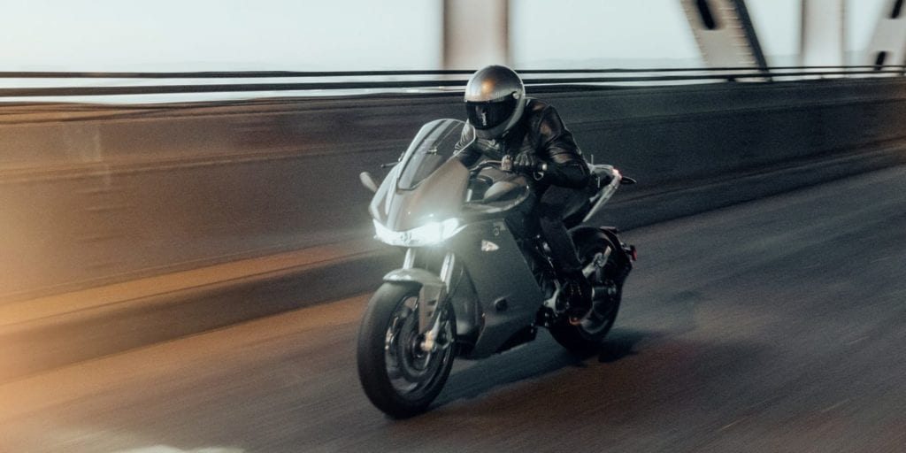Zero Motorcycles Cash For Carbon Program